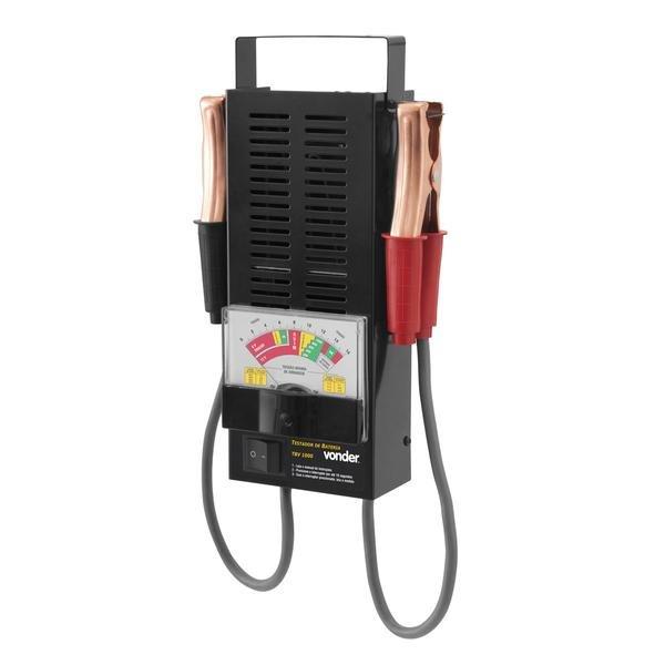 Testador de baterias TBV 1000  - Imagem zoom