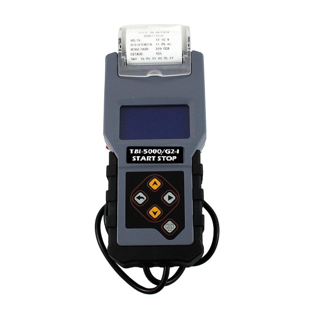 Teste de Bateria Digital 12V com Impressora Térmica  - Imagem zoom