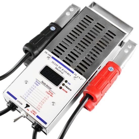 Teste de Bateria Digital de 500 Amperes - Imagem zoom
