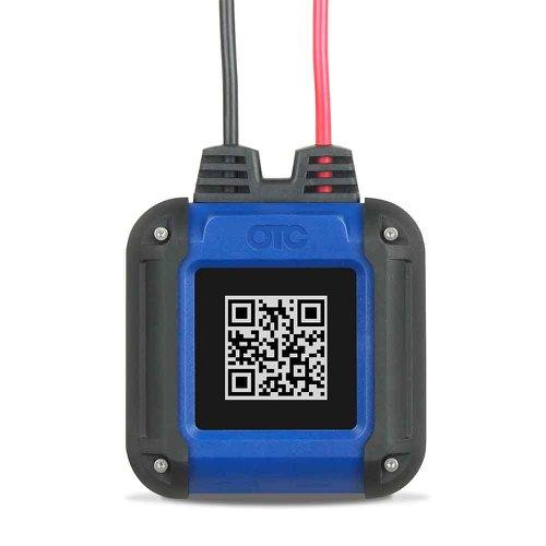 testador eletrônico de bateria automotivo de 6 a 12 v