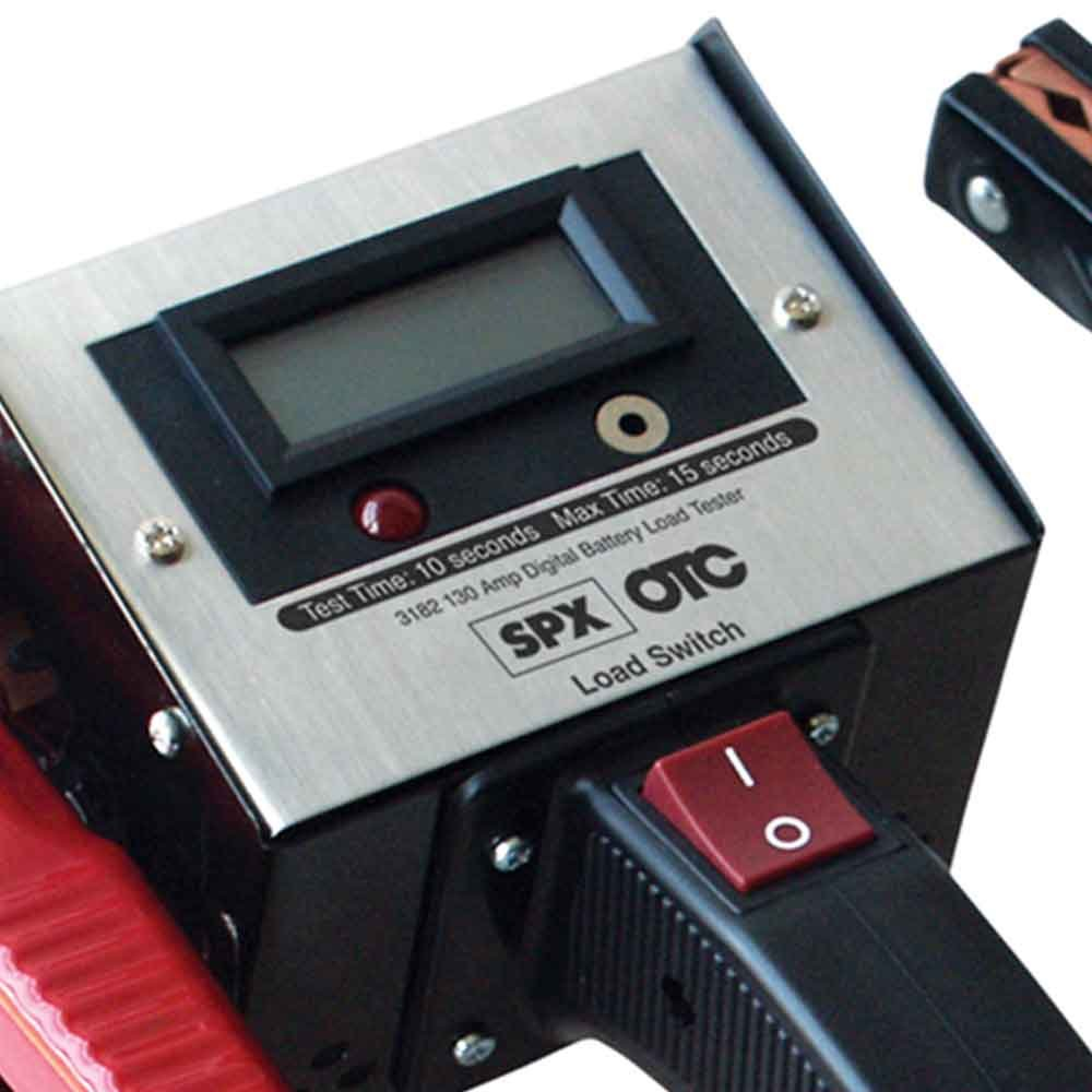 Teste de Bateria Digital 130 Amp - Imagem zoom