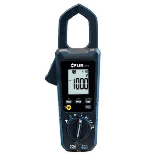 alicate amperímetro 1000v