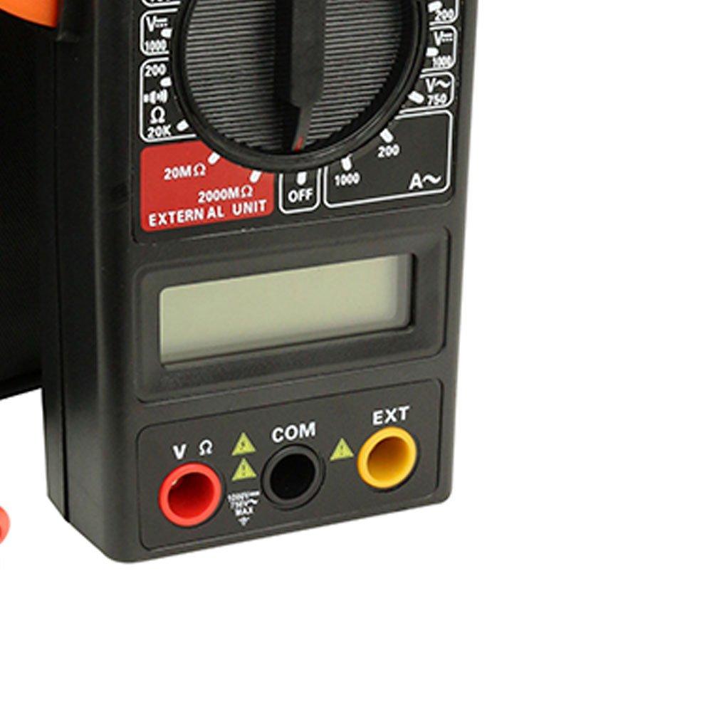 Alicate Amperímetro com Multímetro Digital  - Imagem zoom