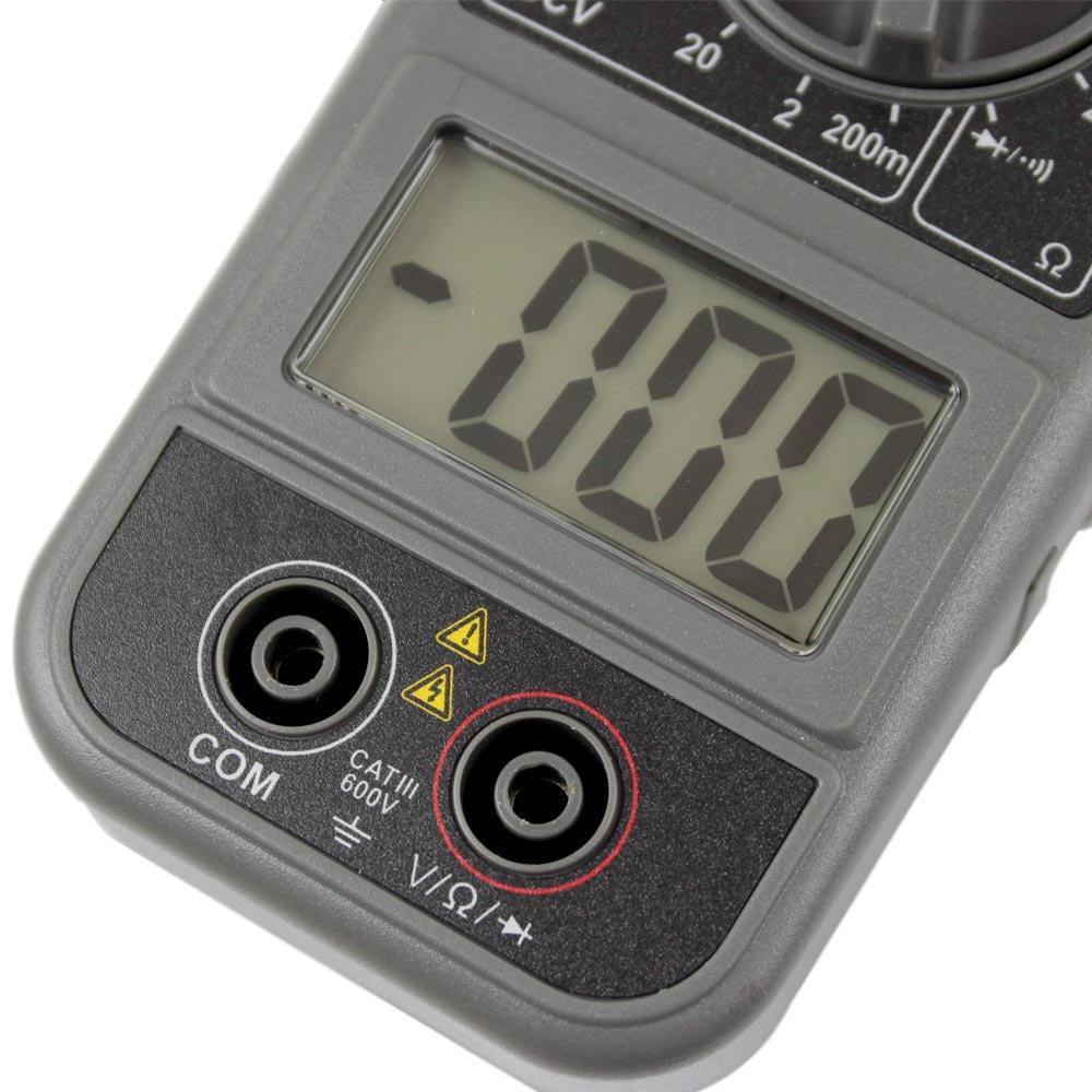 Alicate Amperímetro Digital com Iluminação da Garra - Imagem zoom