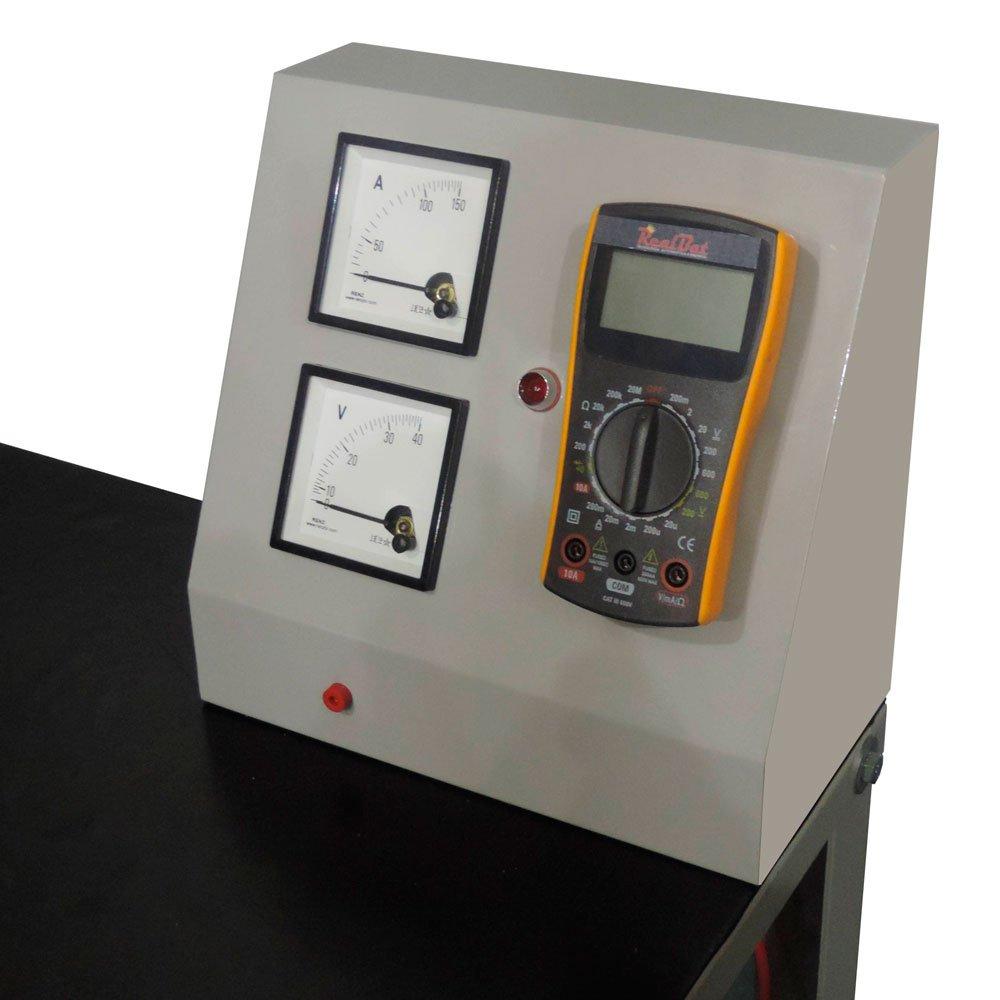 Bancada de Teste para Eletricista com Motor Monofásico 3HP Bivolt - Imagem zoom