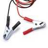 Carregador de Bateria Automático Flutuante 12/24V 5A com 4 Leds - Imagem 5