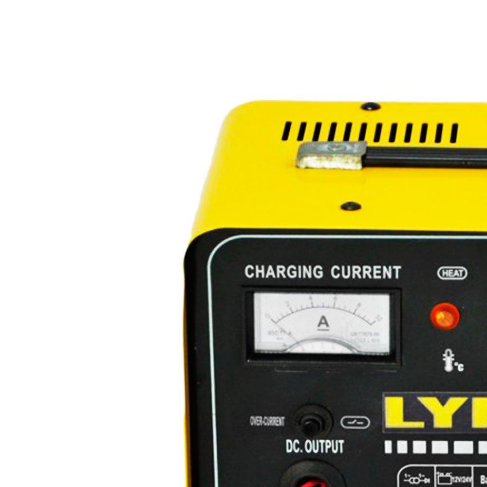 Carregador Portátil de Baterias 150A 12/24 V  - Imagem zoom