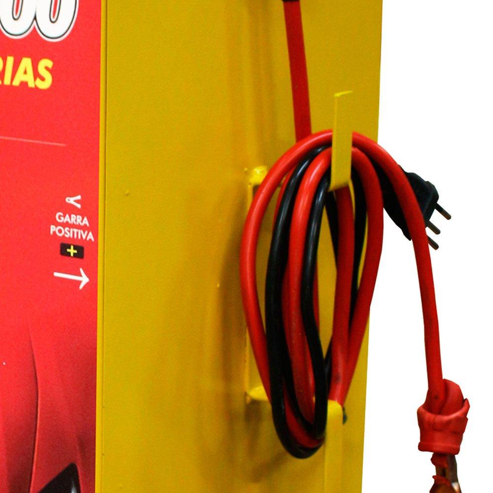 Carregador de Baterias 100A 12/24V Mono Bivolt - Imagem zoom