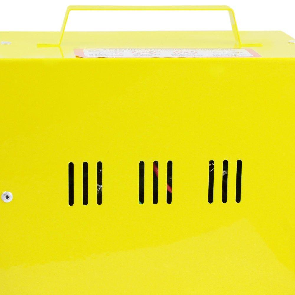Carregador de Baterias Lento com Auxiliar de Partida para Motos 10A 24V - Imagem zoom