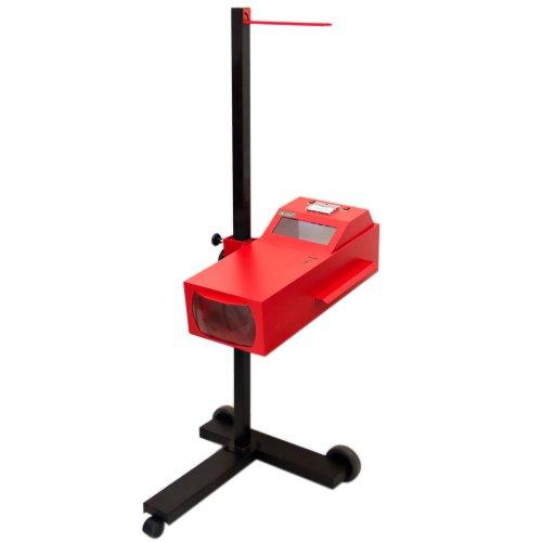 alinhador de farol com sensor de intensidade de luz