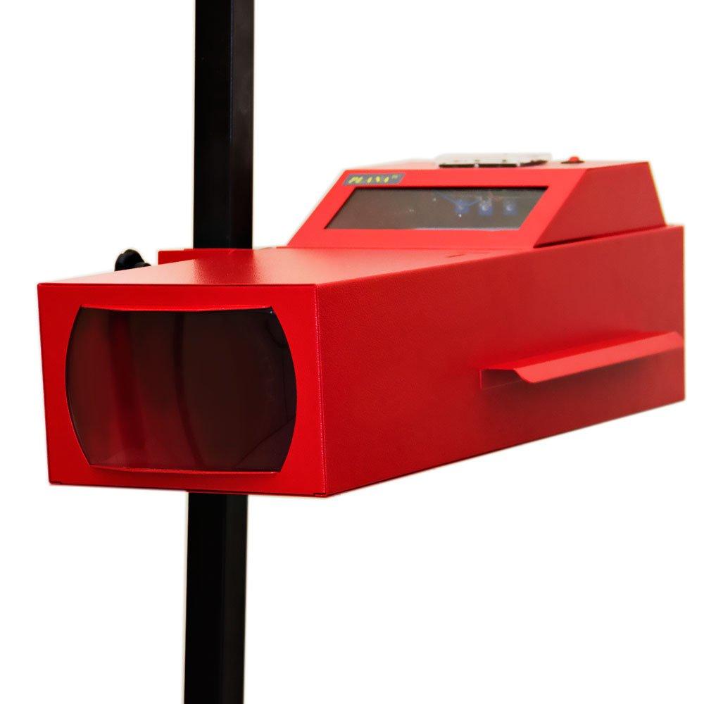 Alinhador de Farol com Sensor de Intensidade de Luz  - Imagem zoom