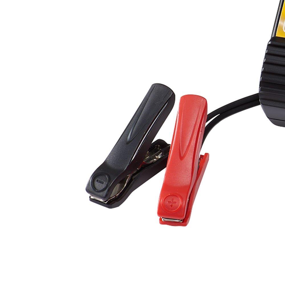 Carregador Digital Automotivo de Bateria 12V -   - Imagem zoom