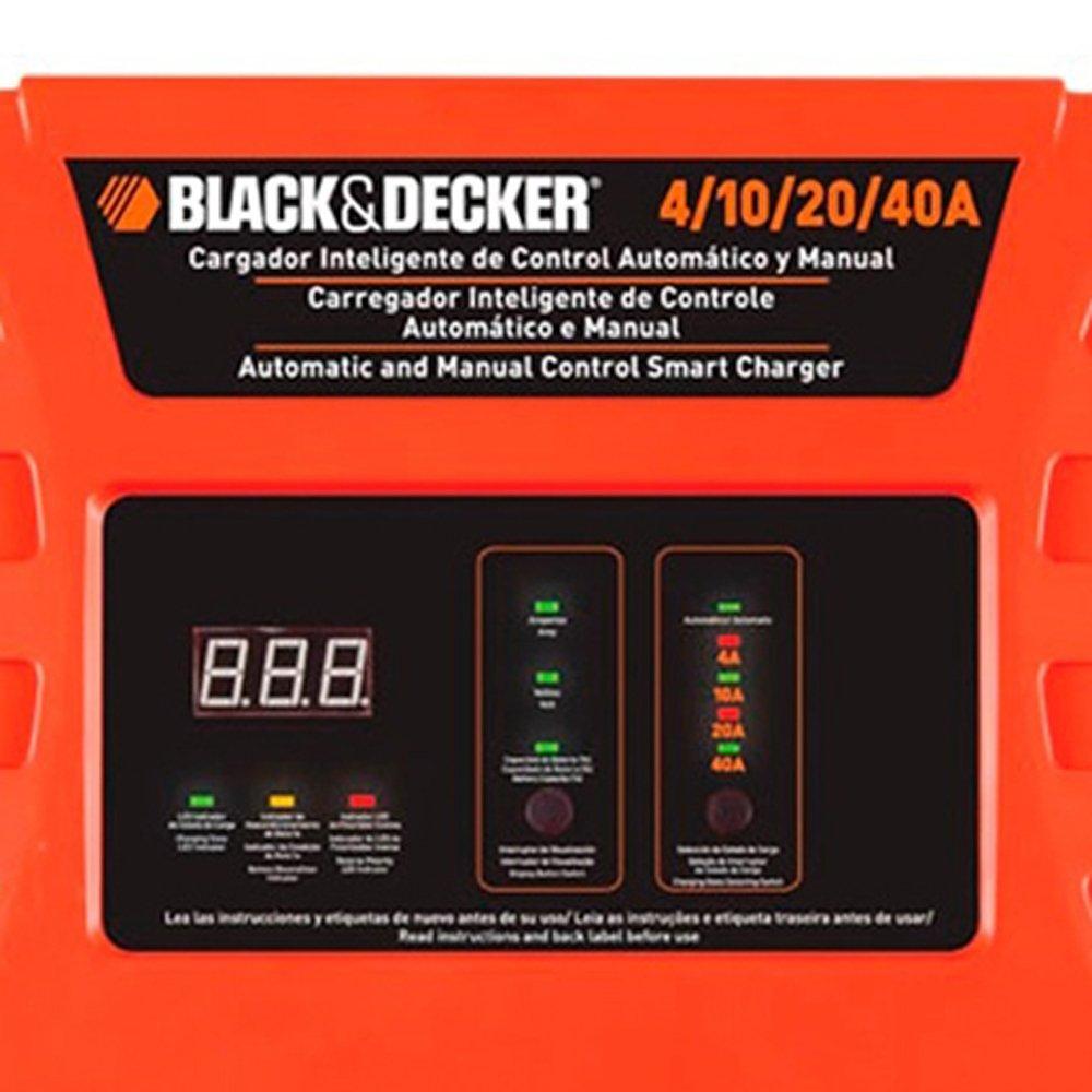 Carregador de Bateria Inteligente   - Imagem zoom