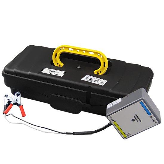 Protetor para Bateria e Componentes da Injeção Eletrônica 12V - Imagem zoom