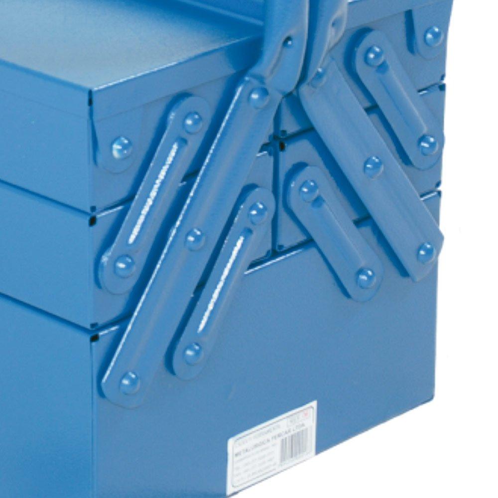 Caixa Sanfonada 40cm com 5 Gavetas para Ferramentas - Imagem zoom