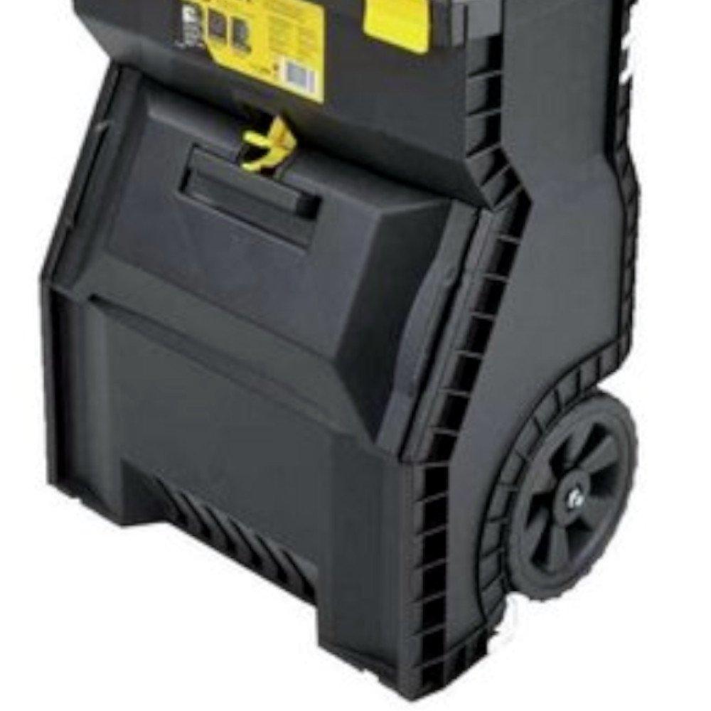 Caixa para Ferramentas Monobloco 37 Litros com Alça e Rodas 18 Pol.  - Imagem zoom