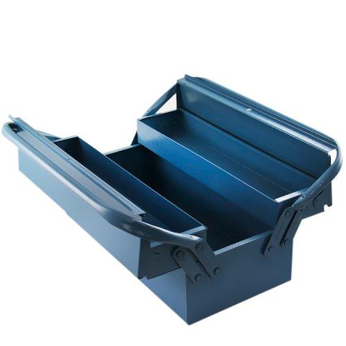 caixa de ferramentas com 3 gavetas