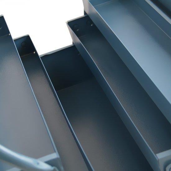 Caixa de Ferramentas com 5 Gavetas - Imagem zoom