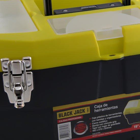 Caixa de Ferramentas Plástica 19 Pol. - Imagem zoom