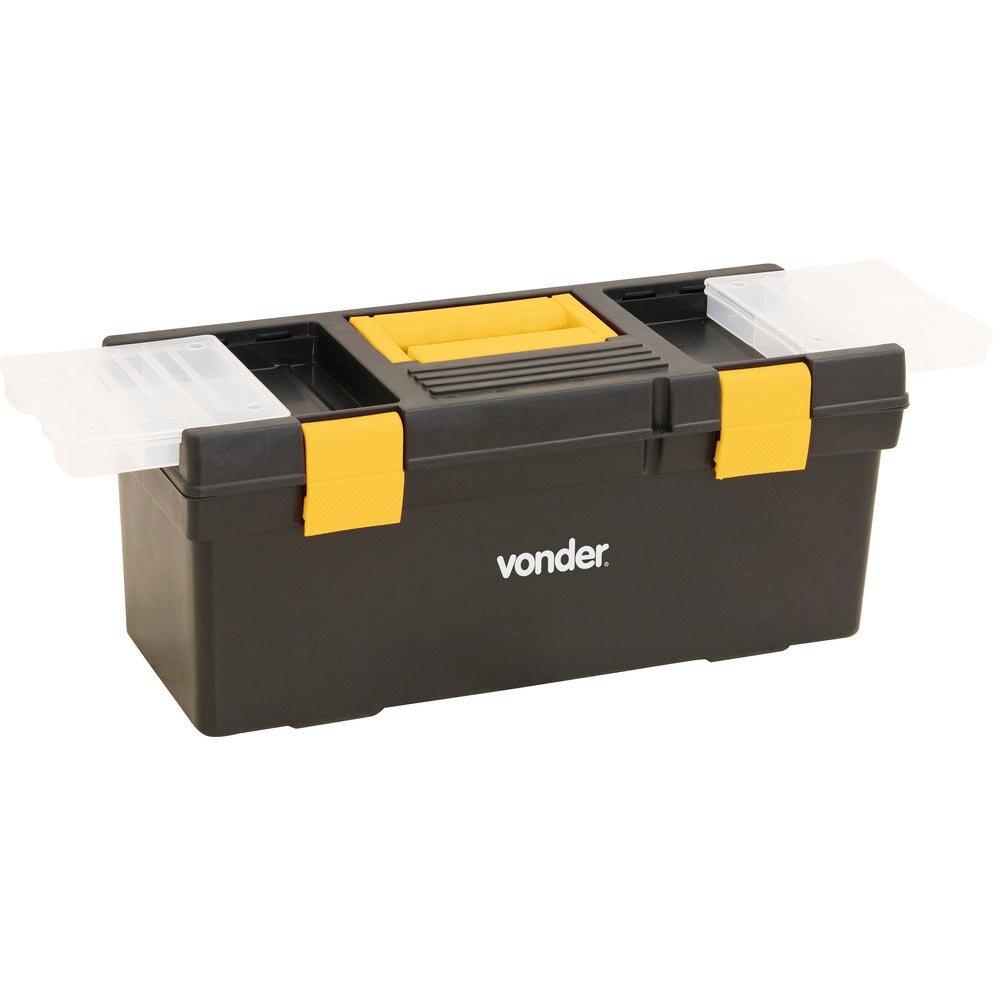 Caixa Plástica CPV 0400 400 x 155 x 160 mm - Imagem zoom