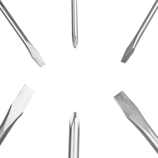 Jogo de Chaves de Fenda com 6 Peças - Imagem zoom
