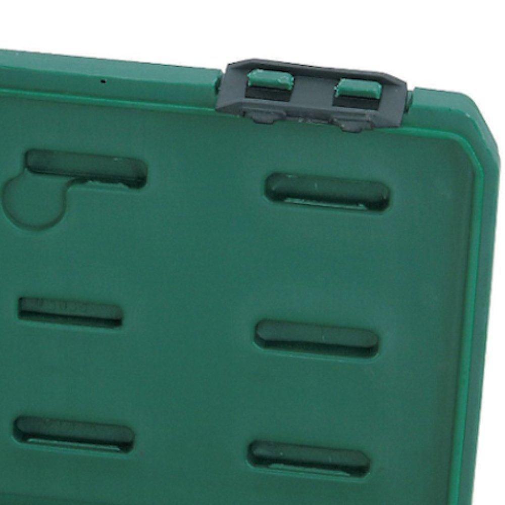 Jogo de Soquetes Estriados 1/2 Pol. CR-V 10 a 24mm com 17 Peças - Imagem zoom