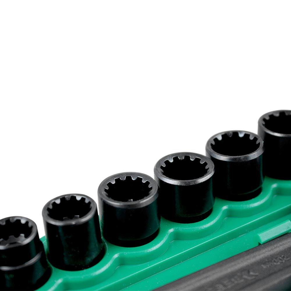 Jogo Soquete Vortex X6 + Chave 3 em 1 - Imagem zoom