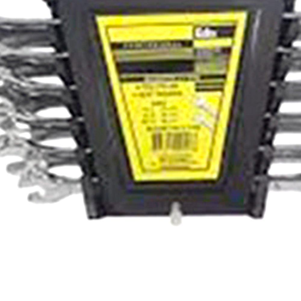 Jogo de Chaves Fixas 6 a 17mm com 06 Peças - Imagem zoom