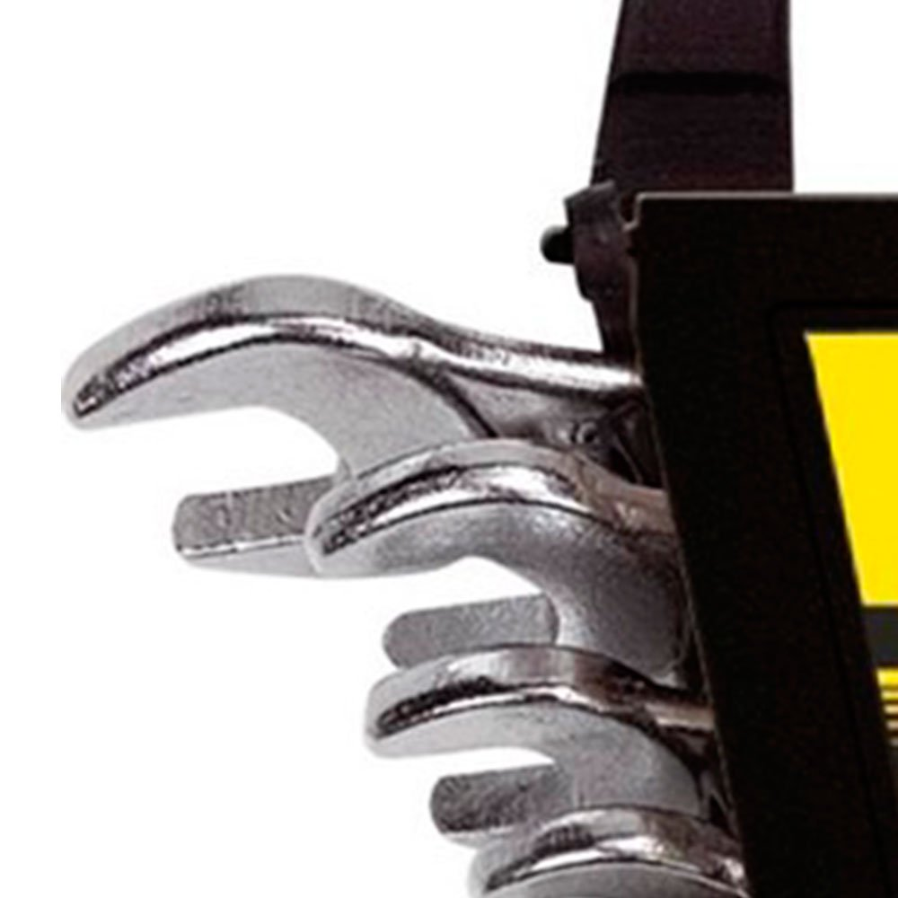 Jogo de Chaves Fixas 6 x 17mm com 06 Peças - Imagem zoom