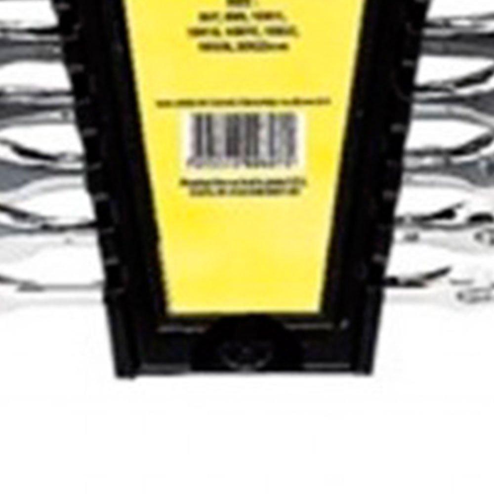 Jogo de Chaves Fixas 6 a 22mm com 08 Peças - Imagem zoom