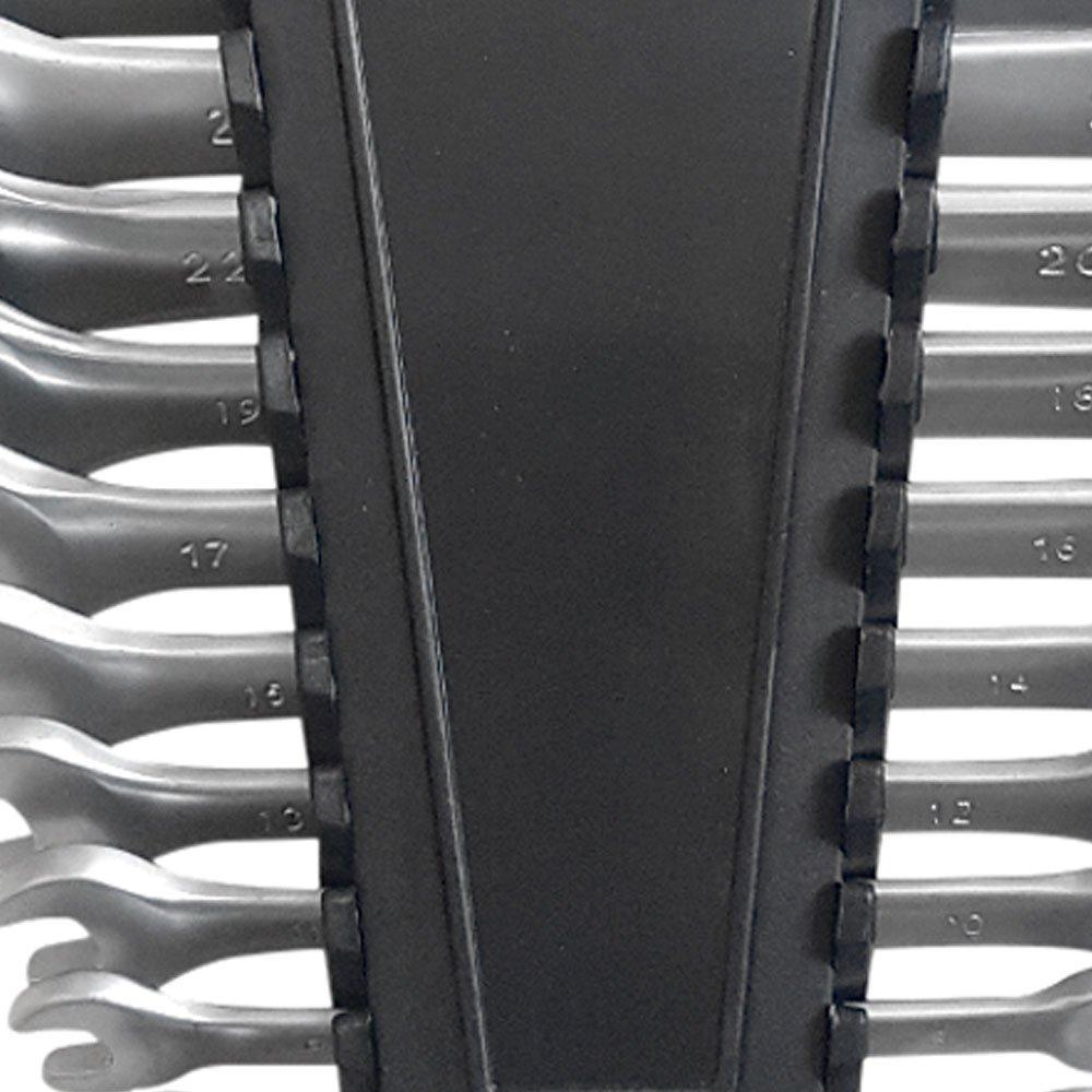 Jogo de Chaves Fixas Cr-V 6 a 32mm com 12 Peças e Estojo  - Imagem zoom