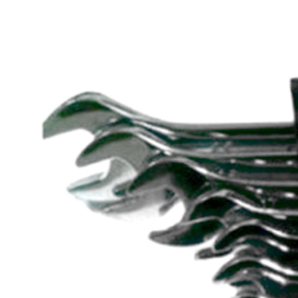 Jogo de Chaves Combinadas de 6 a 22mm com 12 Peças  - Imagem zoom