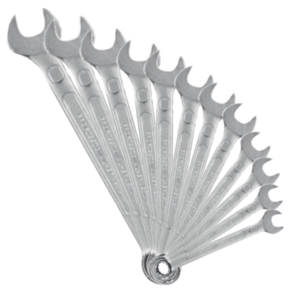 Jogo de Chave Combinada de 8 a 19 mm com 12 Peças - Imagem zoom