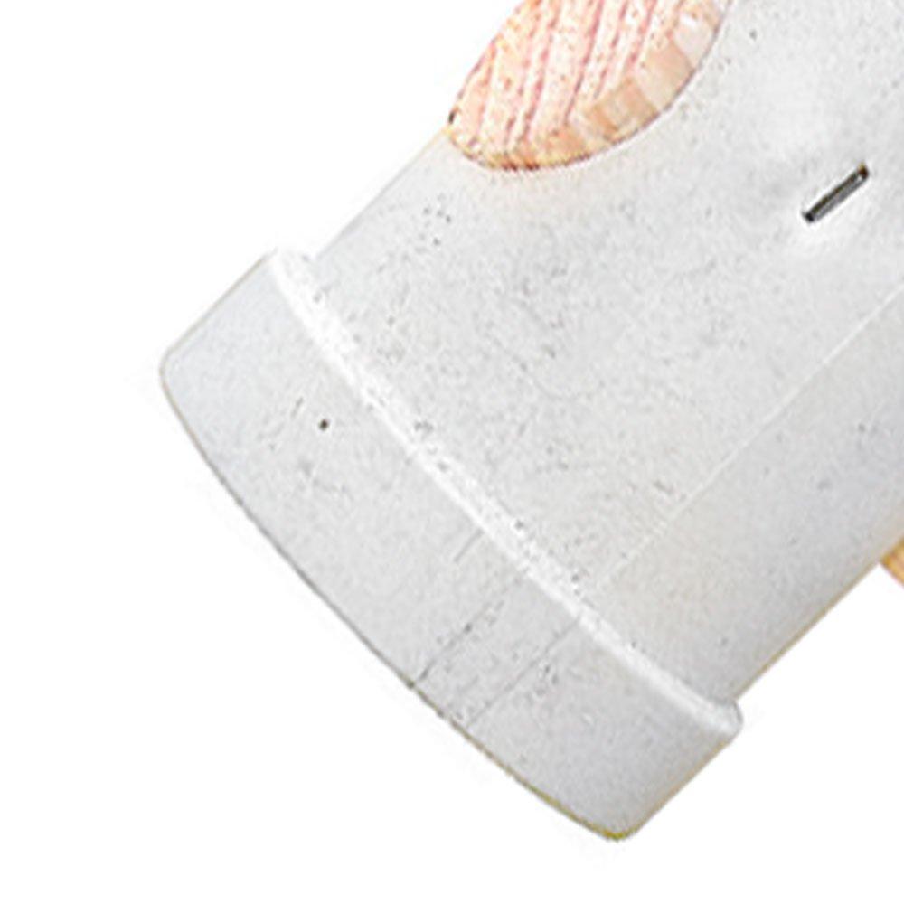 Martelo de Borracha Branca 60mm  - Imagem zoom
