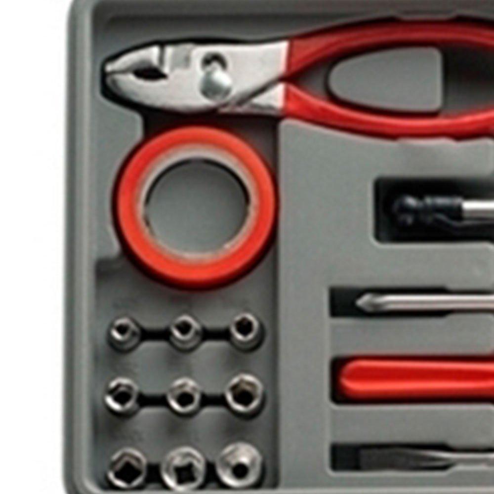 Kit de Emergência para Automóvel com 32 Peças - Imagem zoom