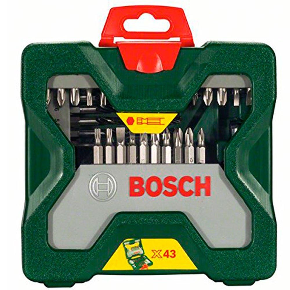 Kit de Brocas, Pontas e Bits X-Line 43 Peças - Imagem zoom