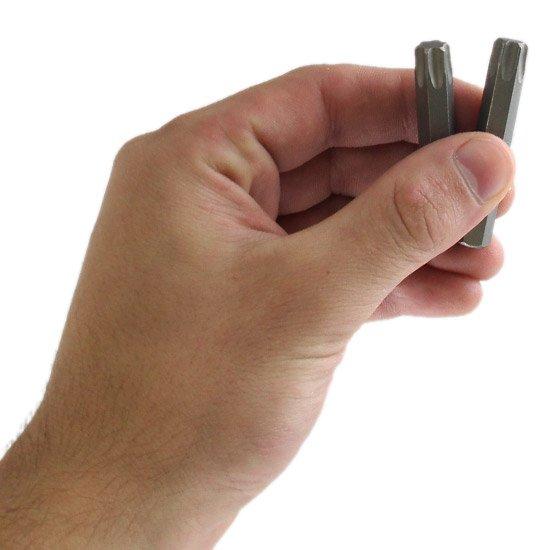 Bits tipo Tork com Encaixe de 5/16 Pol. - T50 com 5 peças - Imagem zoom