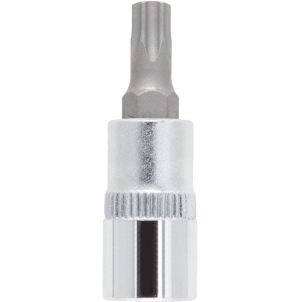 Chave Soquete Hexalobular T30 com Encaixe de 1/4 Pol. - Imagem zoom