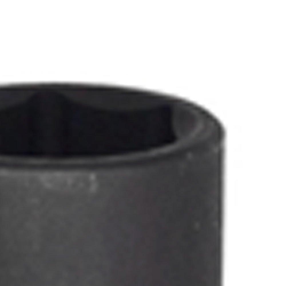 Soquete de Impacto Sextavado Curto 21mm com Encaixe de 1/2 Pol. - Imagem zoom
