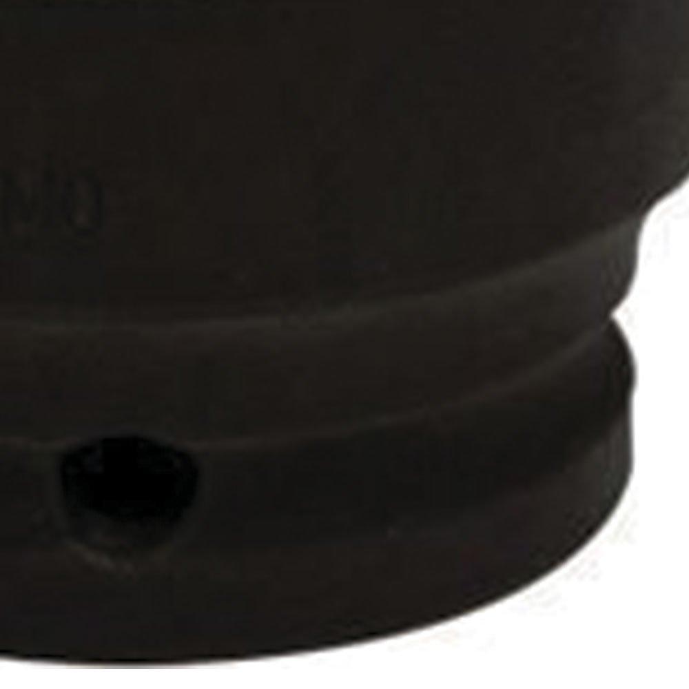 Soquete de Impacto Sextavado de 12mm com Encaixe de 1/2 Pol.  - Imagem zoom