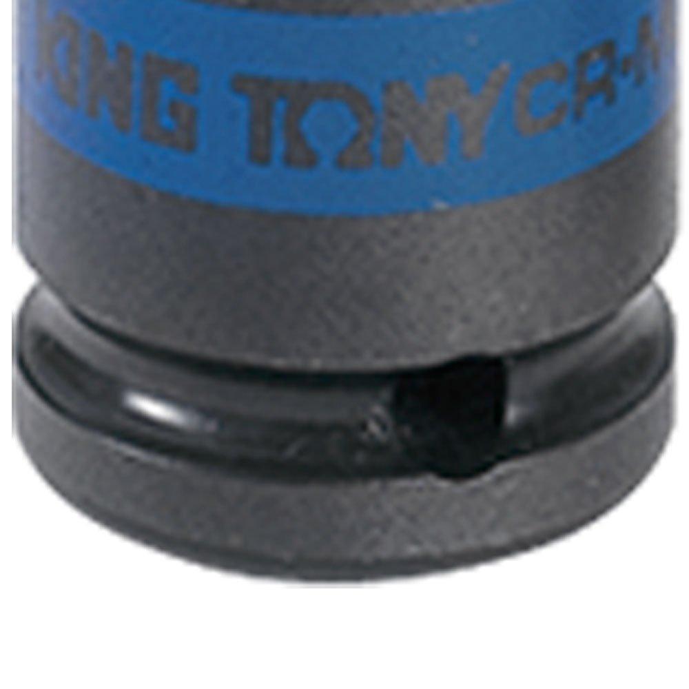 Soquete de Impacto Estriado Extra Longo de 10mm com Encaixe de 1/2 Pol. - Imagem zoom