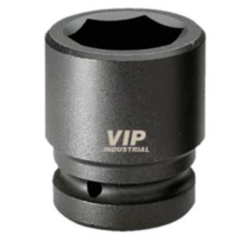 Soquete Sextavado de Impacto Curto de 19mm com Encaixe de 1/2 Pol.  - Imagem zoom