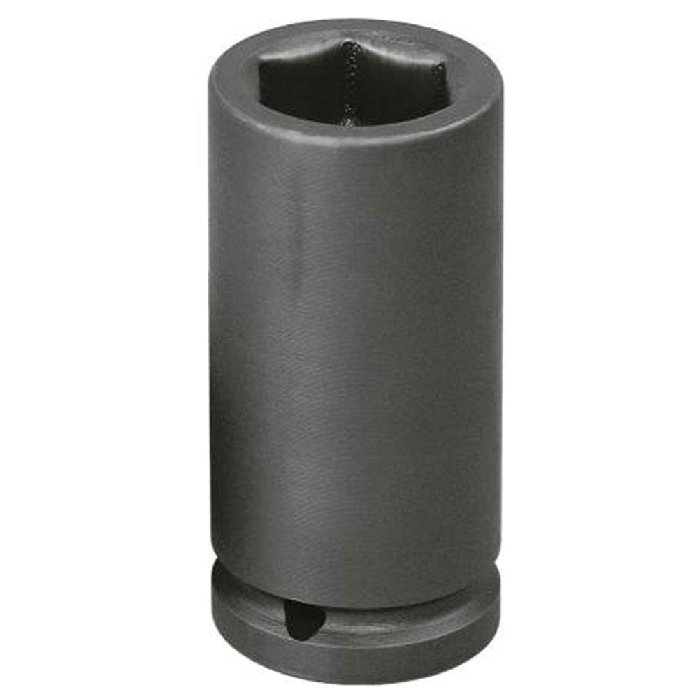 Soquete Sextavado de Impacto Longo 32mm com Encaixe de 1/2 Pol. - Imagem zoom