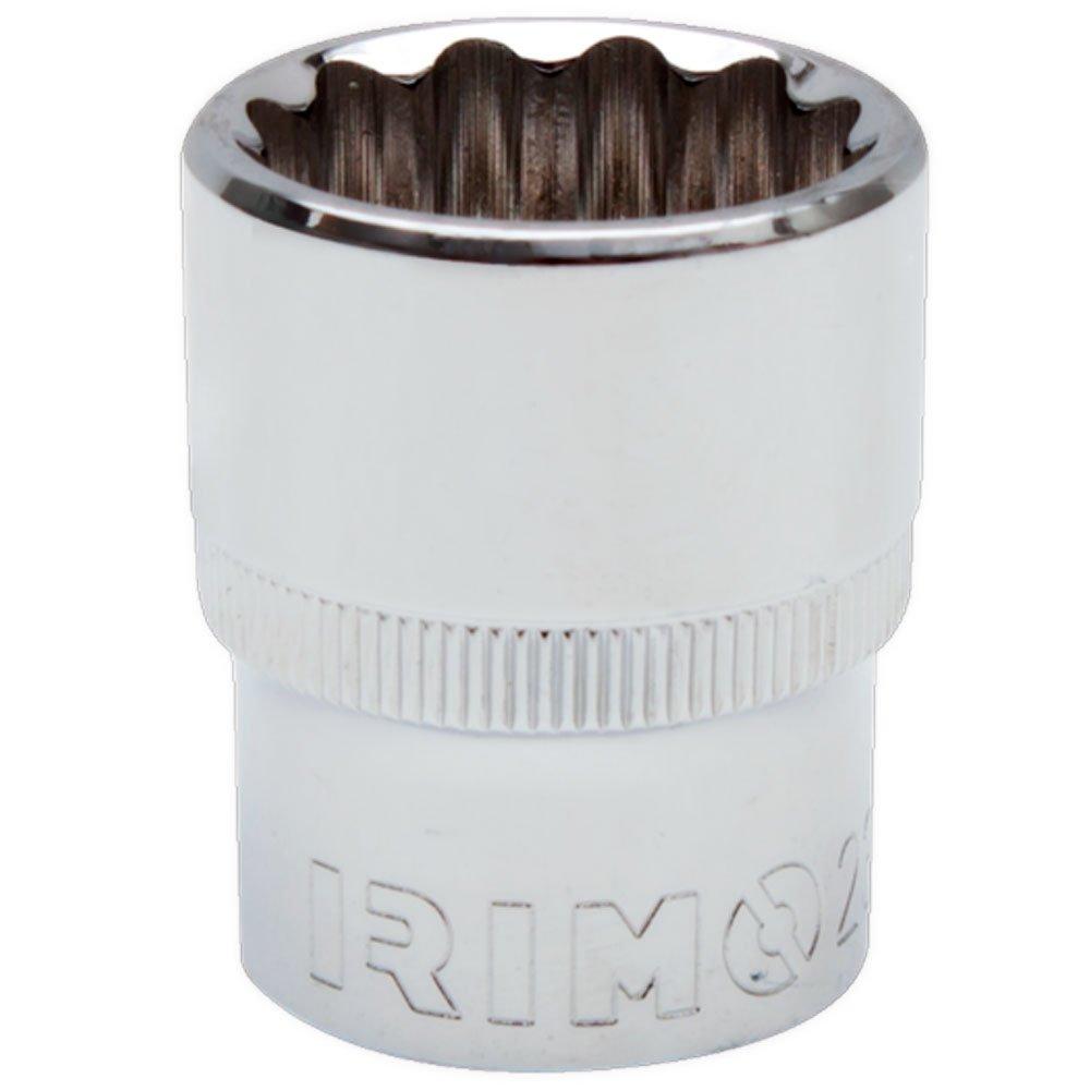 Soquete Estriado 16mm com Encaixe de 1/2 Pol. - Imagem zoom