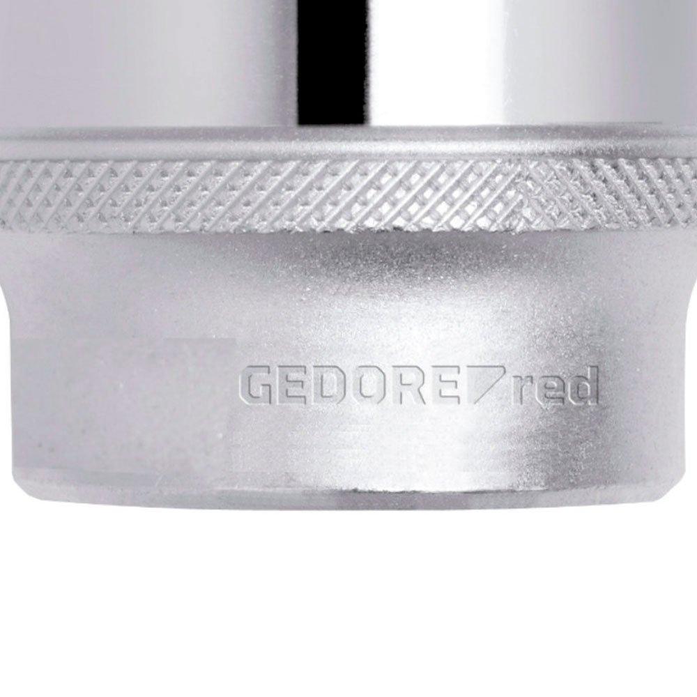 Soquete Sextavado de 10mm com Encaixe de 1/2 Pol. - Imagem zoom
