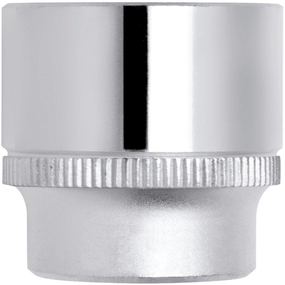 Soquete Estriado de 16mm com Encaixe de 1/2 Pol. - Imagem zoom