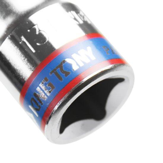 Soquete Sextavado de 13mm com Encaixe de 1/2 Pol. - Imagem zoom