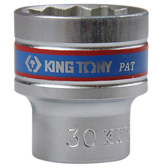 Soquete Estriado Curto 30 mm com Encaixe 1/2 Pol.  - Imagem zoom