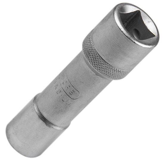 Soquete Estriado Longo 13 mm com Encaixe de 1/2 Pol.  - Imagem zoom