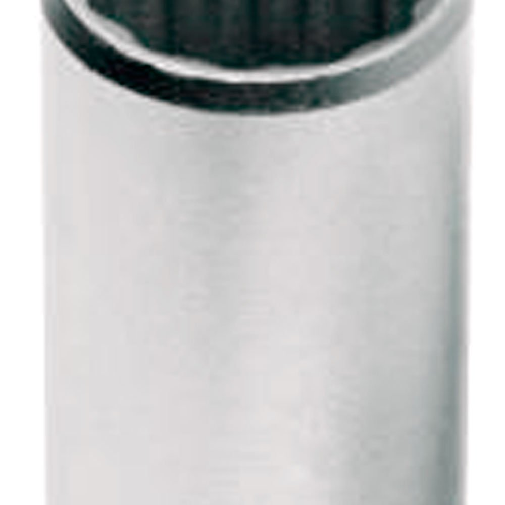 Soquete Estriado Longo 21mm com Encaixe de 1/2 Pol. - Imagem zoom